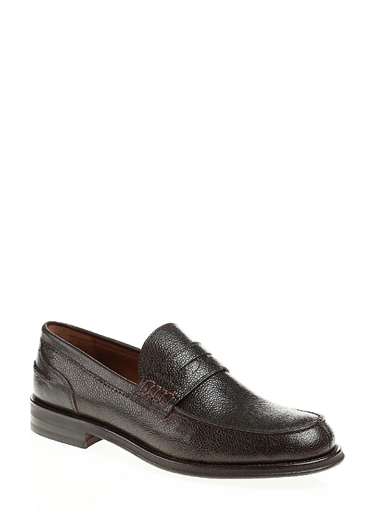 George Hogg %100 Deri Loafer Ayakkabı 7000975 E Loafer – 399.0 TL